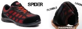 Nuevo calzado Spider