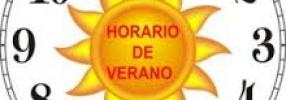 Horario verano Echebarria 2019